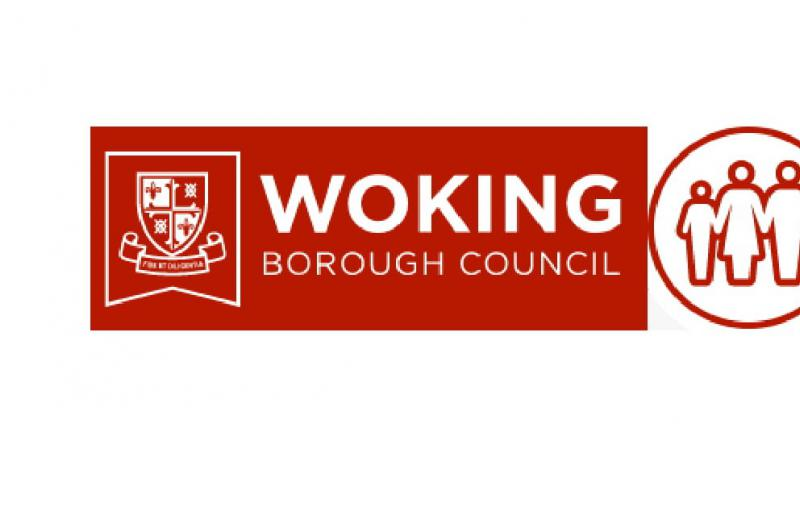 Proud Recipients of £7,500 Grant from Woking Council
